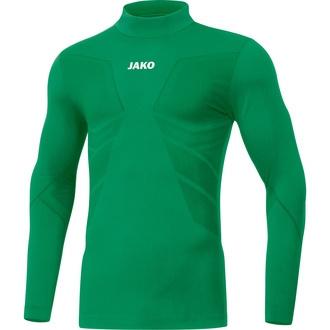 JAKO Turtleneck Comfort 2.0 groen 6955/06 (NEW)