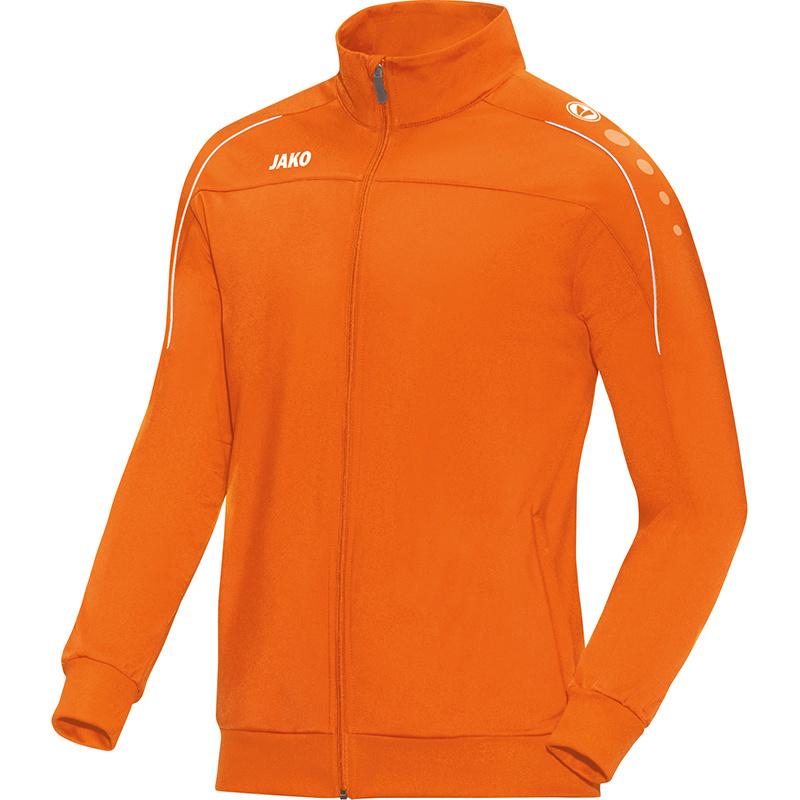 JAKO Polyestervest Classico oranje 9350/19