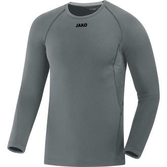 JAKO Shirt Compression 2.0 LM grijs 6451/40 (NEW)