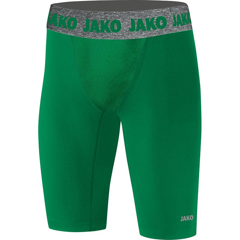 JAKO Short Tight Compression 2.0 groen 8551/06