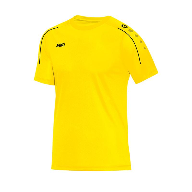 JAKO T-shirt classico jaune 6150/03