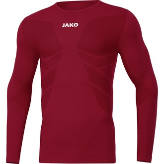 JAKO Shirt Comfort 2.0 bordeaux 6455/13 (NEW)