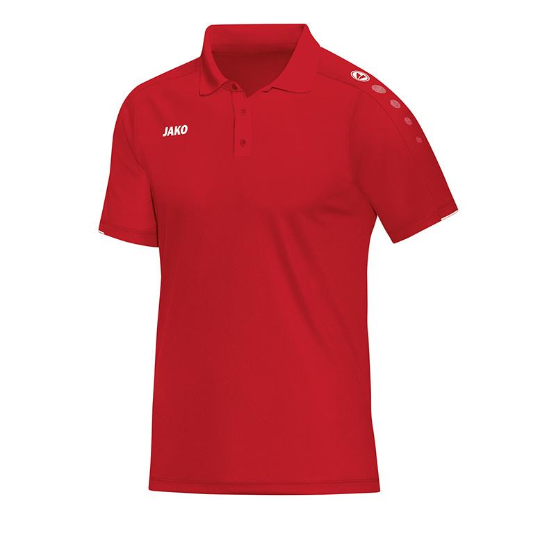 JAKO  Polo Classico rood 6350/01