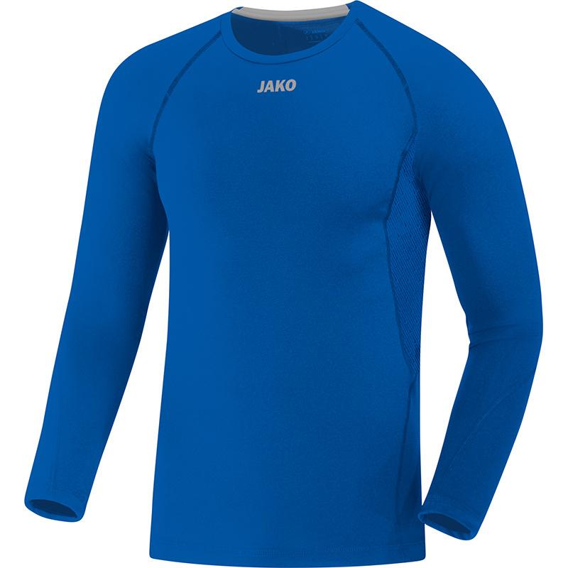 JAKO  Shirt Compression 2.0 LM royal 6451/04