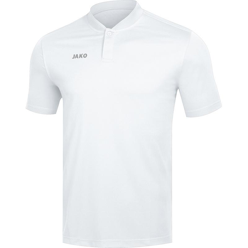JAKO Polo Prestige blanc 6385/00