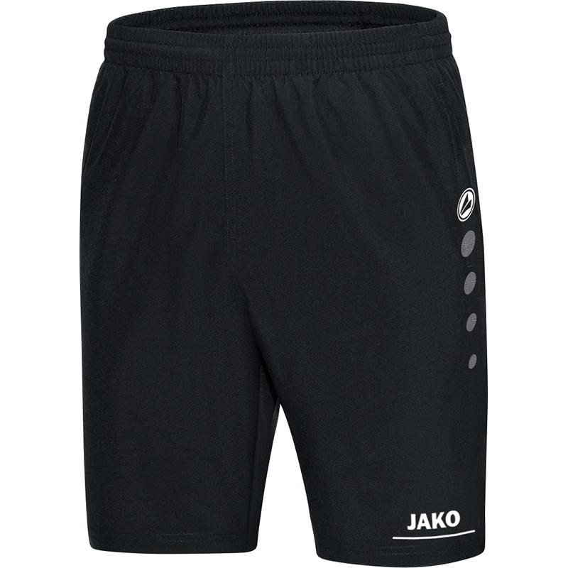 Short Striker zwart-wit