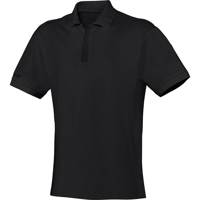 JAKO Polo Team noir 6333/08