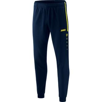 JAKO Pantalon polyester Competition 2.0 marine-jaune 9218/89(NEW)