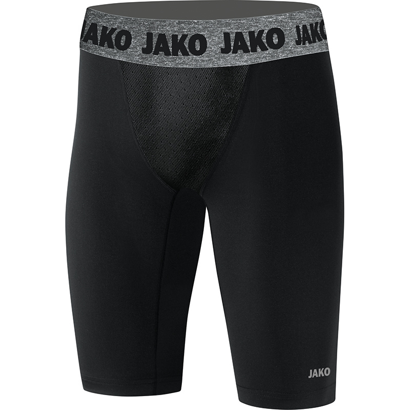 JAKO Short Tight Compression 2.0 zwart 8551/08