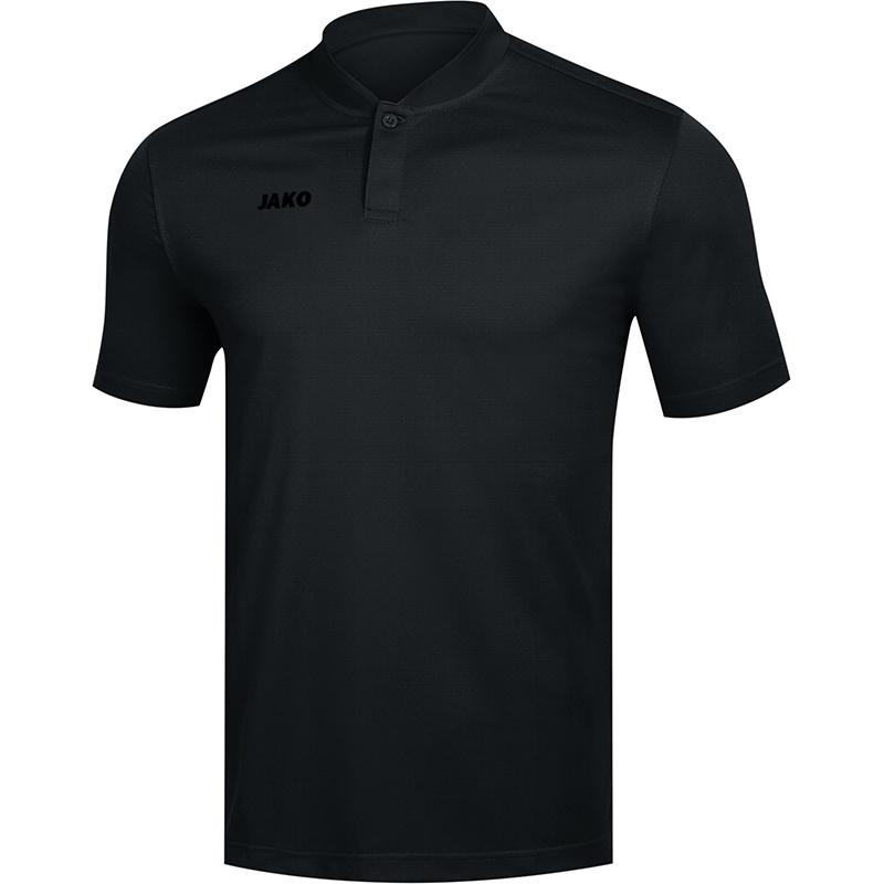 JAKO Polo Prestige  zwart 6358/08