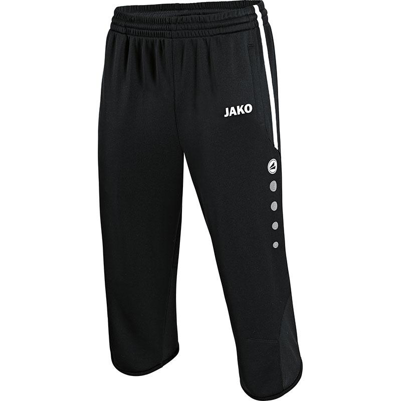 JAKO  3/4 trainingsbroek Active zwart/wit 8395/08