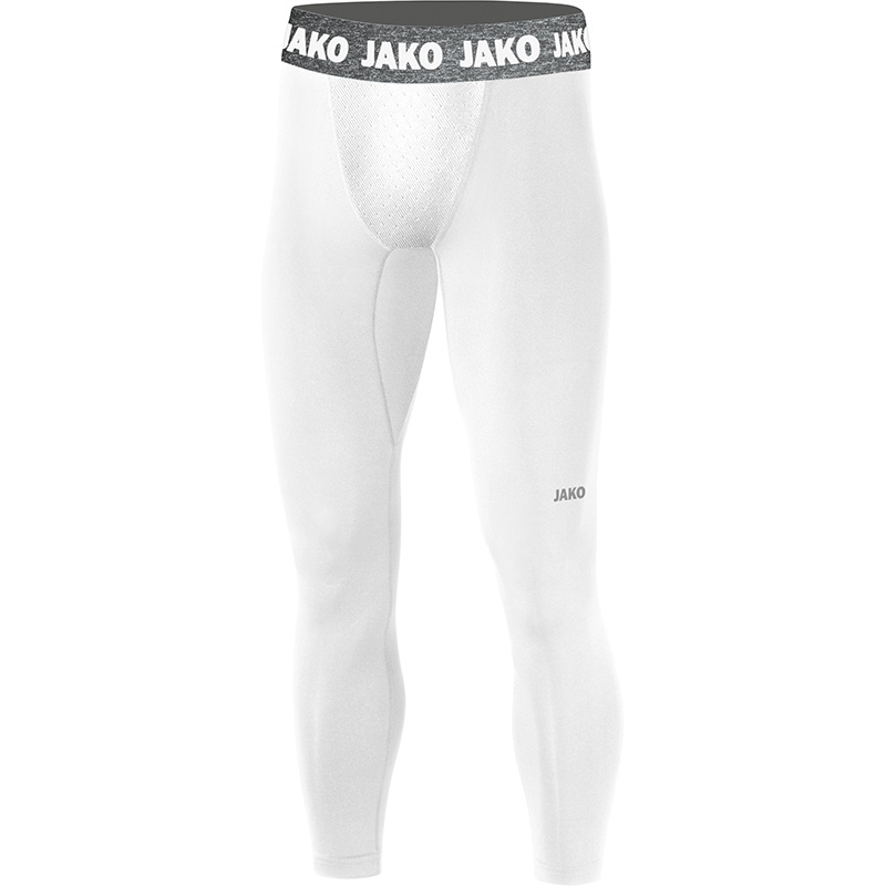 JAKO  Long tight Compression 2.0 wit 8451/00