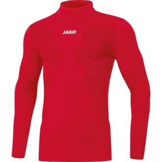 JAKO Turtleneck Comfort 2.0 rood 6955/01 (NEW)