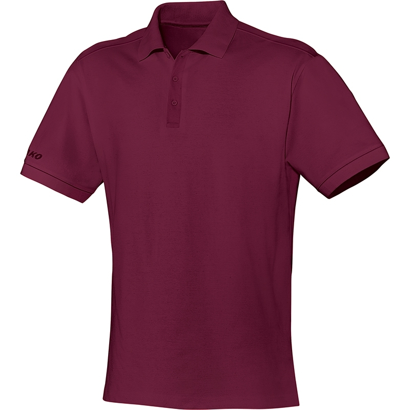 JAKO Polo Team bordeaux 6333/14