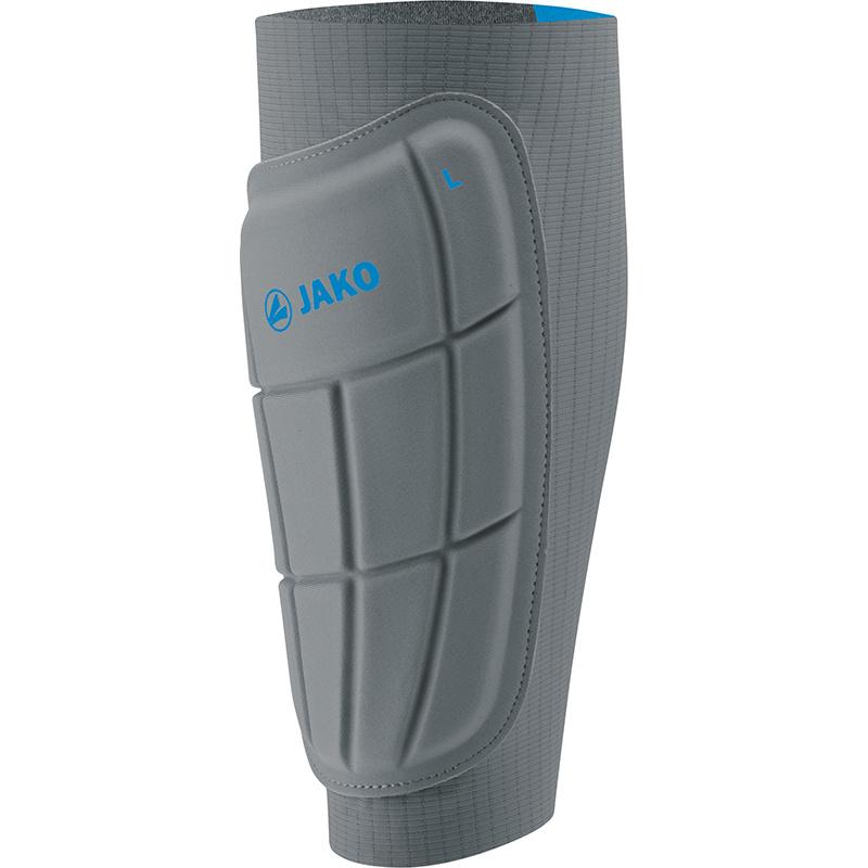 Jako Scheenbeschermer PRESTIGE KEVLAR COMBI steengrijs-JAKO blauw 2745/40