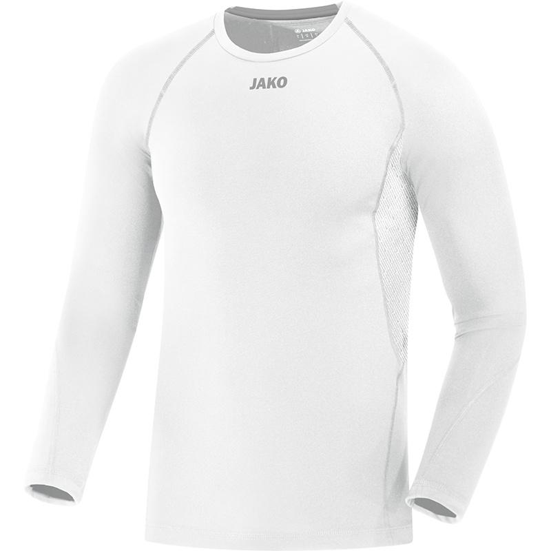 JAKO  Shirt Compression 2.0 LM wit 6451/00