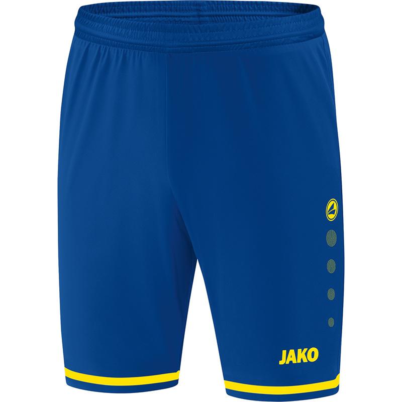 JAKO Short Striker 2.0 royal-citron 4429/12