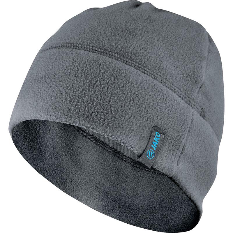 JAKO Bonnet polaire gris 1224/40