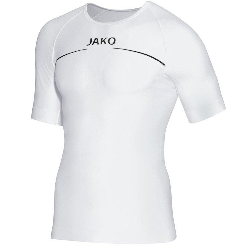 JAKO  T-Shirt Comfort wit 6152/00
