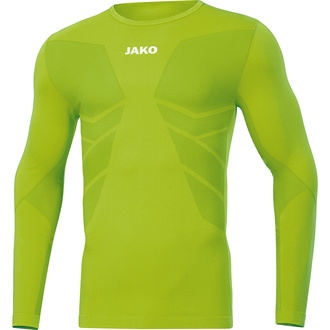 JAKO Shirt Comfort 2.0 lichtgroen 6455/25 (NEW)