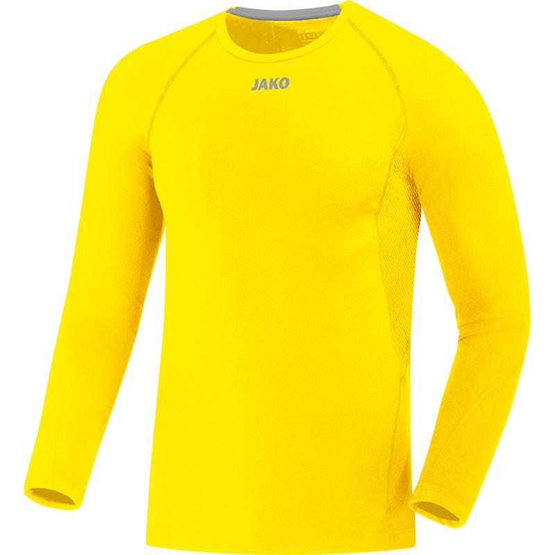 JAKO Shirt Compression 2.0 LM citroen 6451/03