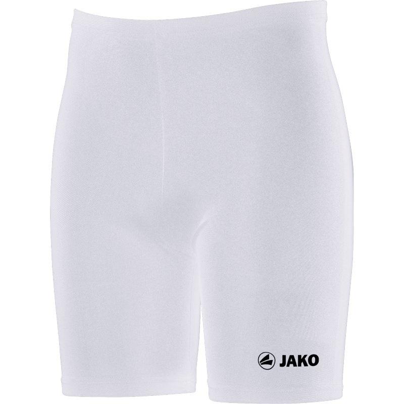 JAKO Tight basic wit 8516/00