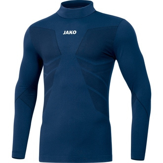 JAKO Turtleneck Comfort 2.0 marine 6955/09 (NEW)