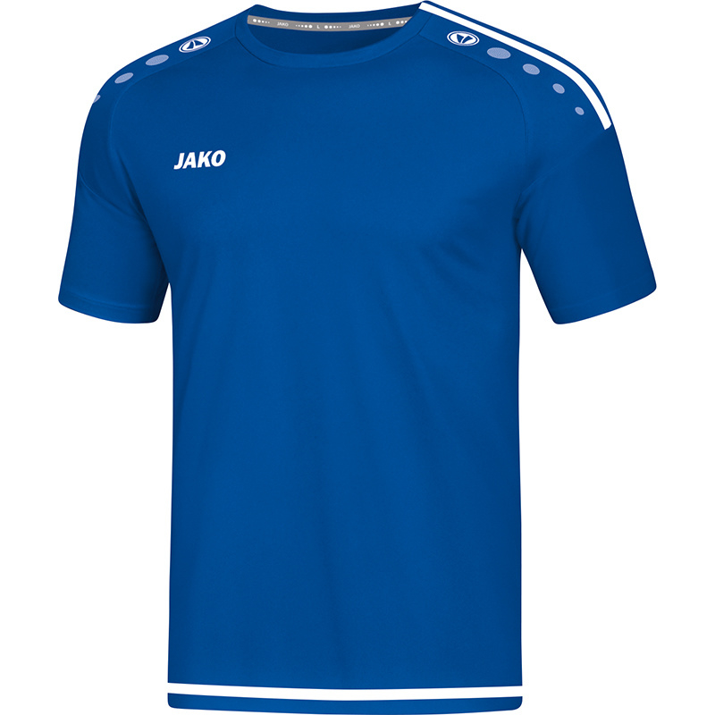 JAKO T-shirt Striker royal-wit 4219/04