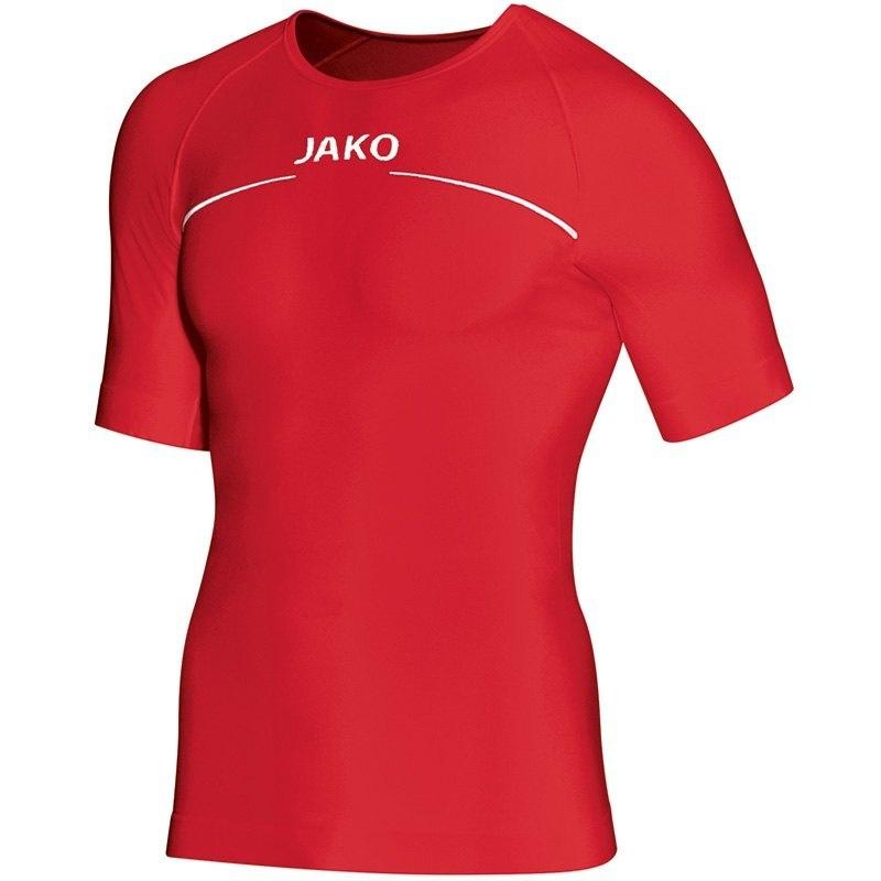JAKO T-Shirt Comfort rood 6152/01