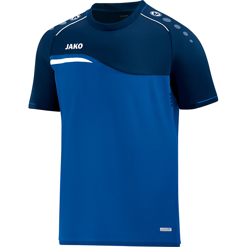 JAKO T-shirt Competition 2.0 royal-marine 6118/49