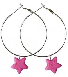 Creool star pink