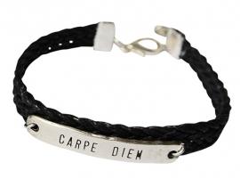Carpe diem silver