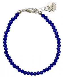 Cobalt blue facet