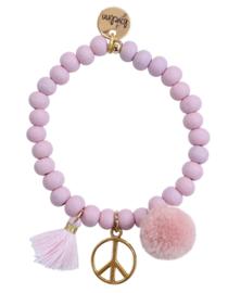 Ibiza pastel pink