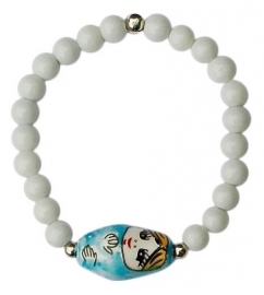 Babushka bracelet