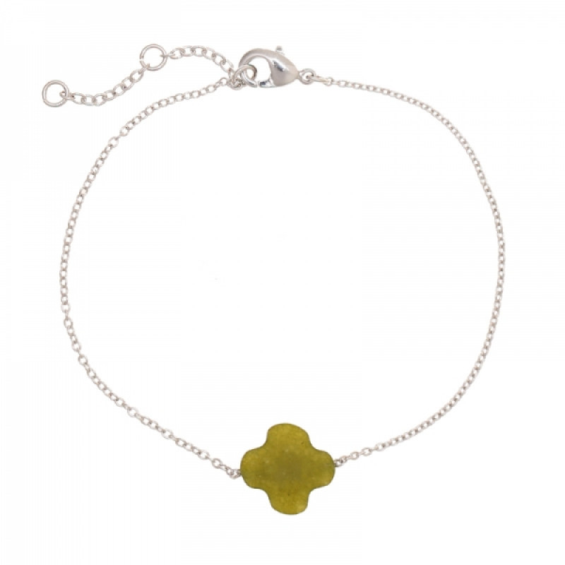 Clover stone olive