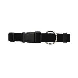 Halsband Basic zwart