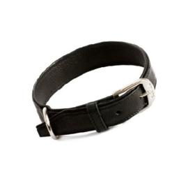 Terravita Platte Halsband zwart
