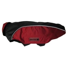 Easy Rain zwart-rood / maat 24 - 42 cm