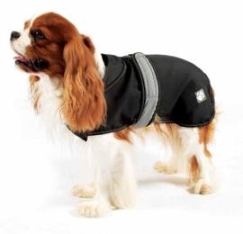 Hondenjas 2 in 1 / zwart