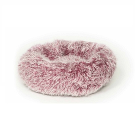 Fluffies Cushion Bed  paars