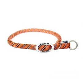 Sliphalsband Everest  Reflecterend  oranje / zwart