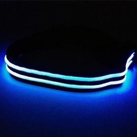PX1 met LED-verlichting  Blauw