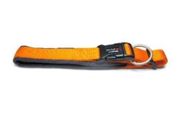 Professional Comfort Klikhalsband  mango/leisteen