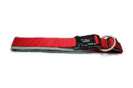 Professional Comfort Klikhalsband  cayenne/grijs