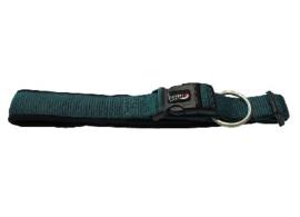 Professional Comfort Klikhalsband  petrol/zwart