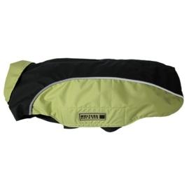 Easy Rain zwart-lemon / maat 24 - 42 cm
