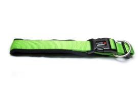 Professional Comfort Klikhalsband  kiwi/zwart