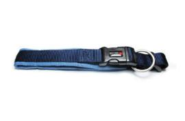 Professional Comfort Klikhalsband  marine/lichtblauw
