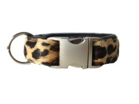 Halsband Koevacht Luipaard  Verstelbaar